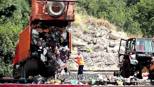 如果我们将全世界的垃圾都倒入火山会怎么样?