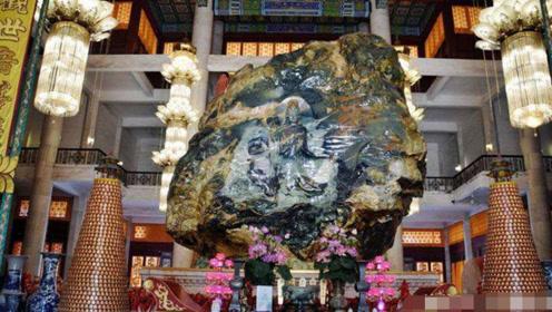 """辽宁发现""""井中王"""",重达260吨,当地耗资3亿将其雕成玉佛"""