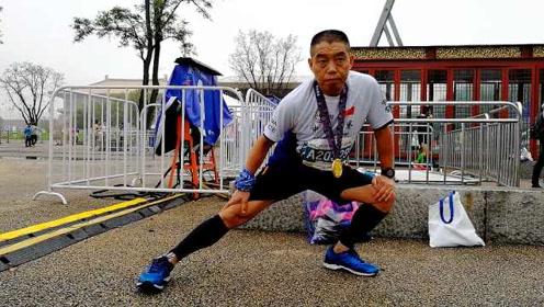 抗癌民警3年跑42个马拉松,每月保持200到300公里运动量