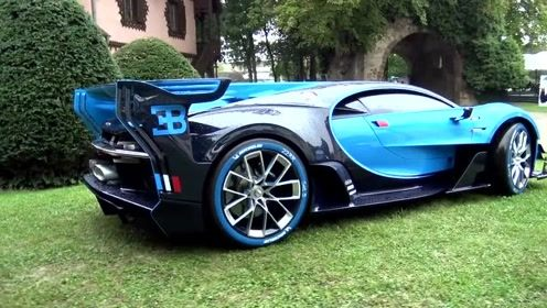 布加迪赤龙GT,白送都开不起的超跑,保养一次都得74万!