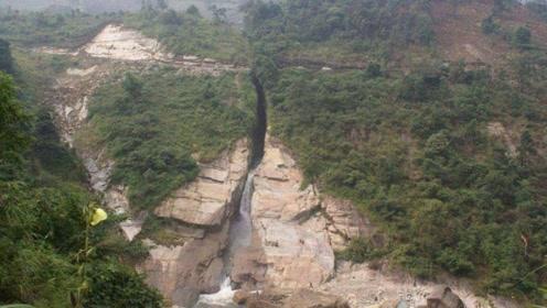 最独一无二的国界线,一条天险把中国和越南分开,大自然的鬼斧神工!