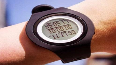 """瑞士发明出""""死亡手表"""",可预知死亡,网友:我的时间不多了"""