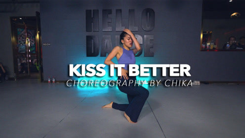 HD国庆日本集训 CHIKA-Kiss It Better