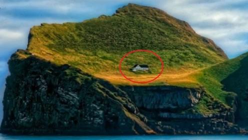 全球最酷的海景房,可以独占一座岛,却没人愿意住