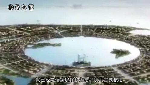 全球最大的人工岛,耗资271亿填平91平方公里海域,就在我国上海