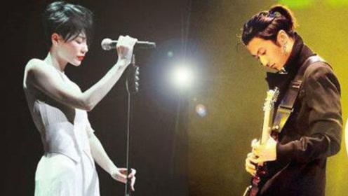 王菲、谢霆锋KTV一起唱歌,天后一开嗓,让人惊叹简直是演唱会级别!