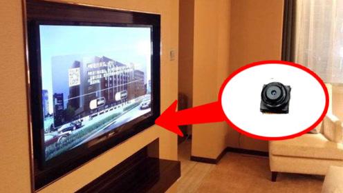 为什么住酒店,进门要立马拔掉电视机电源?看完要留意了