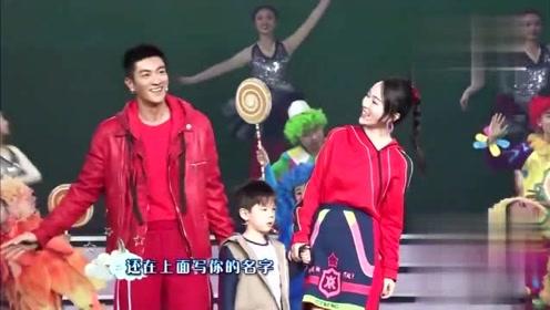 霍思燕、杜江甜蜜牵手唱歌,画面太甜连嗯哼都害羞了,他唱歌竟也这样好听!