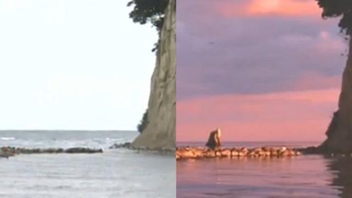 """日本又一个""""小岛""""消失了……"""