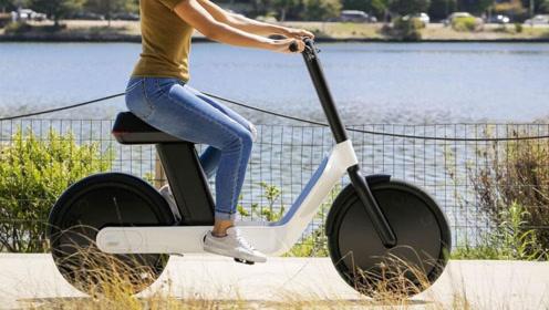 装备特斯拉电池的电动自行车,全封闭式设计,1万2买一辆