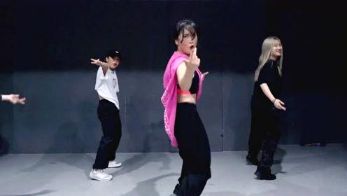 「热舞风暴」特德和杨贝姆舞蹈设计