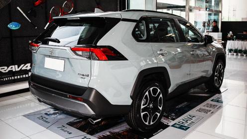 终于等到你!它成最值得买的SUV,与雷克萨斯ES同平台,仅17.48万