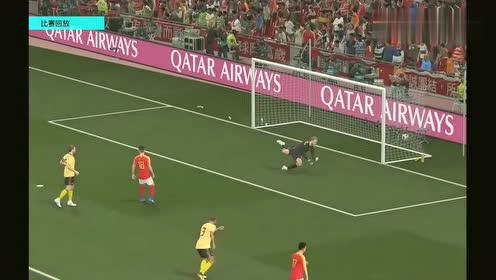 实况足球:国足武磊厉害了,这样都能进球,真是太牛了!