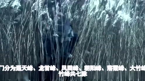 《诛仙Ⅰ》七脉海报发布 四主角亮相