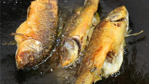 煎鱼时,千万别直接下锅,多加这一步,鱼皮不破不粘锅,都学学