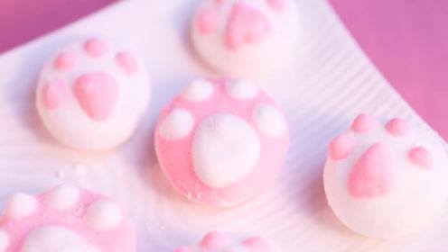 原来棉花糖可以在家做?好吃健康零添加,干净又卫生,孩子很喜欢