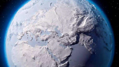 科学家给出200年后地球的模拟图,答案有点出乎意料,但也很壮观