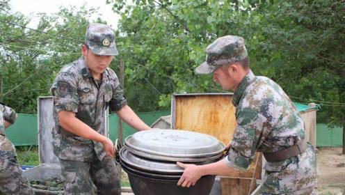 惹不起的三个兵种:苏联政委上榜,中国炊事兵个个是精英