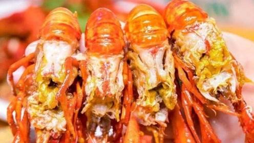 """大虾头部是""""黄""""还是""""屎"""",很多人不懂,浪费了美味!"""