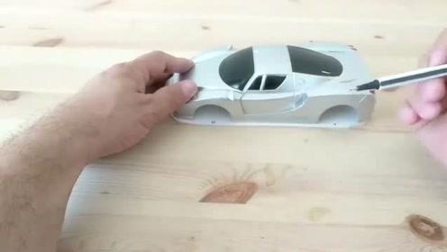 玩具车的制作过程,你学会了吗?