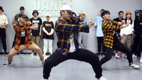 小孟 编舞《TiAmo》Urban Dance Studio 都市编舞