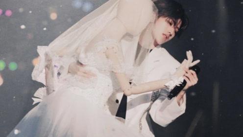 """蔡徐坤的""""结婚照""""火到日本了!被赞:太绝美了"""