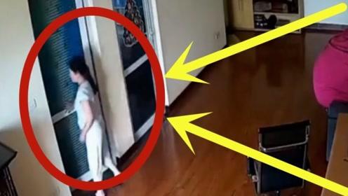 老公招了个年轻保姆在家,竟做出丢人行为,女主人彻底怒了!