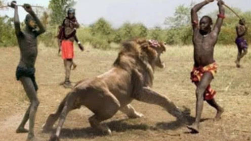 """让狮子都害怕的""""马赛人"""",到底有多厉害?看完你就知道了"""