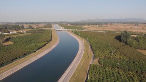 南水北调的工程有多大,光水泵站就建了52个,运输了448亿吨水