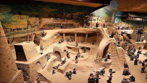 秦始皇祖母的古墓被打开,里面出现一灭绝动物,引起了外界轰动