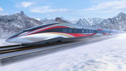 中国高铁太牛了!高速运行在零下40度低温下,看完简直佩服