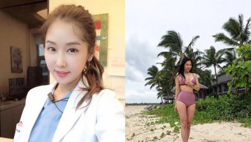 韩国女神逆天童颜爆红!年过半百却活成18岁,健身给了她开挂的人生!