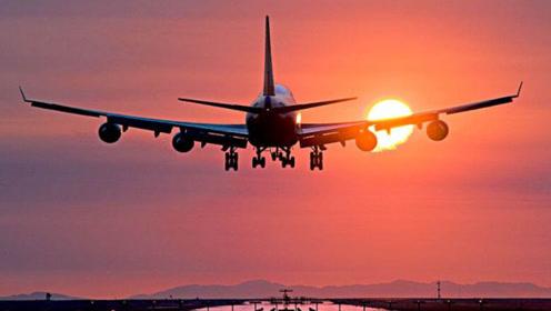 为什么飞机不横跨太平洋飞行?一个动画告诉你,看完长知识