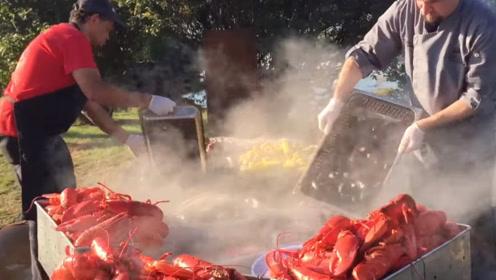 英国农村人聚餐,全程只有一道菜,却让迪拜土豪都羡慕!