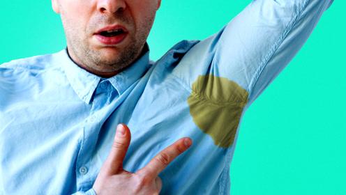为什么汗水会把衬衫变黄?原来汗液这么脏!