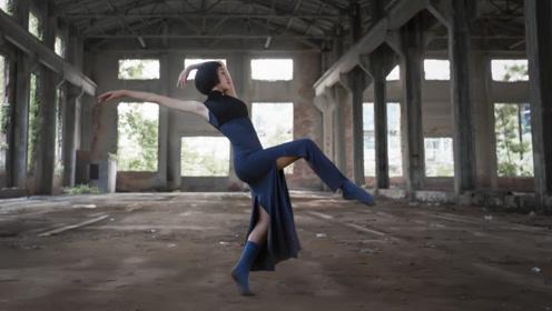 疯癫还是个性?舞蹈女神舞绎出世界真谛!
