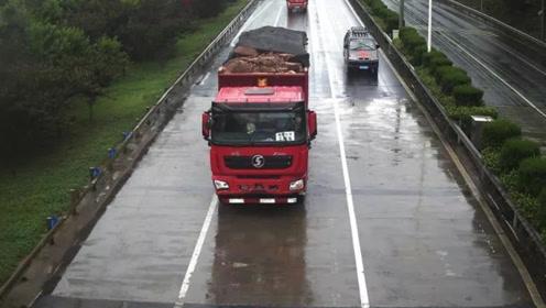 高速上那么多大货车事故,究竟大货车是不是真的刹不住?