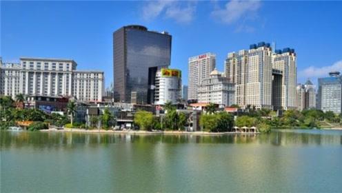 如果广西要更换省会,哪座城市希望最大?如今这个城市呼声较大