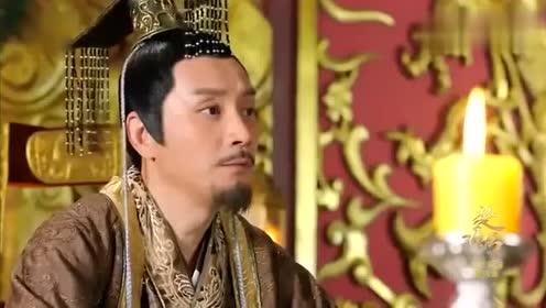 楚乔传:元淳听到父亲的用意,宁死也不愿嫁燕洵