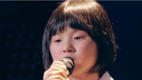 张靓颖万万没想到,世界上最难唱的神曲,竟被12岁女孩完美驾驭