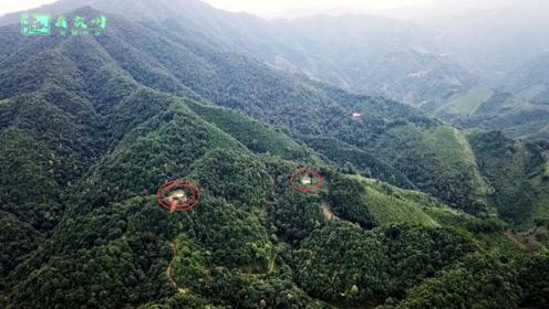 广西深山里现豪华墓穴,造价百万宛如一对龙眼,这地真是壮观