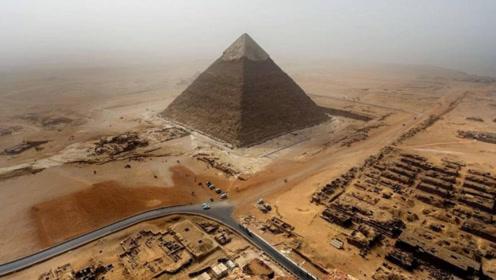金字塔地下还有不可告人的秘密!那里埋葬的不是法老,而是它