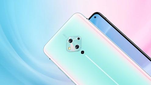 国产首款OLED挖孔屏设计手机,vivo S5即将发布