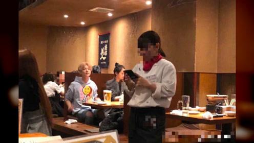 鹿晗关晓彤被偶遇在日本约会