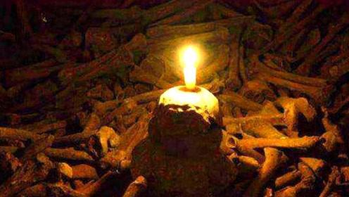 古墓里长明灯燃烧千年不灭,专家实验700次找出原理,古人真厉害!