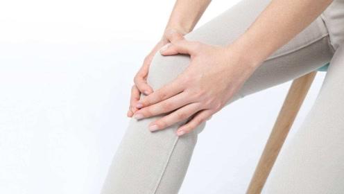 上下楼膝盖疼,不要盲目吃钙片,很可能是这个病!