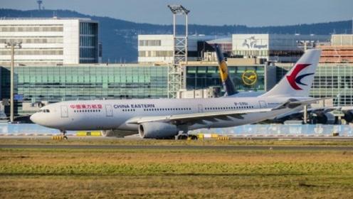 东航一架空客飞机突发惊魂一幕,国外网友呼吁C919快点到来