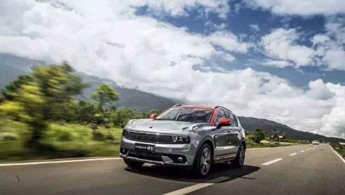 真正的国产豪华SUV,搭2.0T沃尔沃发动机,配爱信6AT仅售15万起