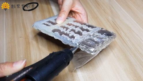 挑战用热熔胶做手机壳,用是可以用,就是不好意思带出去!
