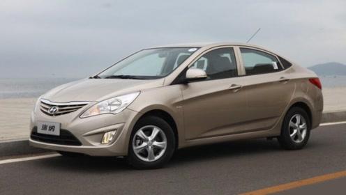 现代瑞纳终于顶不住了,配1.4L仅4.99万起售,比国产车更厚道!